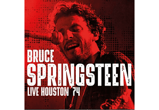 Bruce Springsteen - Bruce Springsteen - Live Houston '74 - (CD)