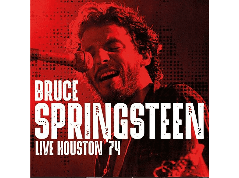 Bruce Springsteen - Bruce Springsteen - Live Houston '74 [CD]