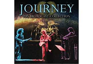 Journey - 70' Broadcast Collection (8CD-Set) - (CD)