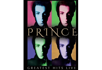 Prince - Greatest Hits Live (180 Gr.Black Vinyl) - (Vinyl)