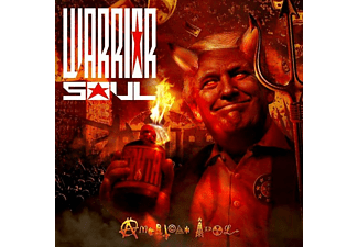 Warrior Soul - Back On The Lash (Lim.LP Alternate Sleeve) - (Vinyl)