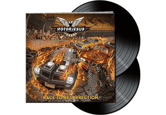 Motorjesus - Race To Resurrection (Lim.Black 2LP) - (Vinyl)