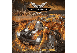 Motorjesus - Race To Resurrection (Lim.Digipak) - (CD)