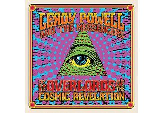 POWELL,LEROY & MESSENGERS,THE - Overlords Of The Cosmic Revelation - (Vinyl)