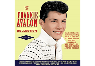 Frankie Avalon - Frankie Avalon Collection 1954-1962 - (CD)