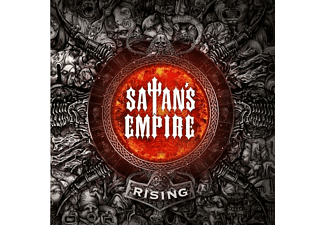 Satan's Empire - Rising - (CD)