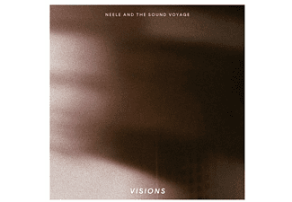 Neele & The Sound Voyage - Visions - (CD)