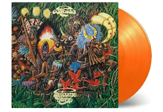 Osibisa - Welcome Home (ltd orange-gelbes Vinyl) - (Vinyl)