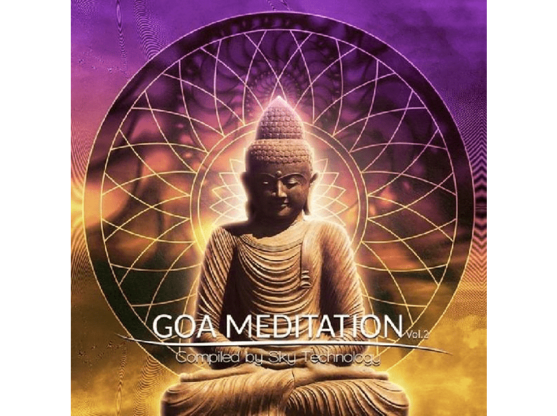 VARIOUS - Goa Meditation 2 [CD]