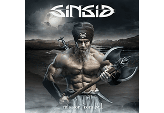 Sinsid - Mission From Hell - (CD)