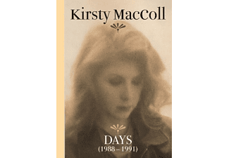 Kirsty MacColl - Days (1988-1991) - (CD)