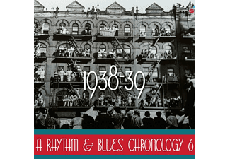 VARIOUS - A Rhythm & Blues Chronology 6 (1938-1939) - (CD)