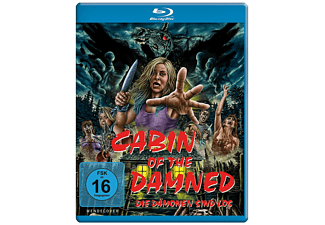 CABIN OF THE DAMNED-DIE DÄMONEN SIND LOS - (Blu-ray)