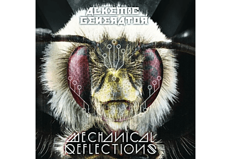 Alkemic Generator - Mechanical Reflections - (CD)