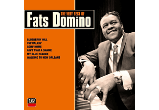 Fats Domino - The Very Best Of Fats Domino - (Vinyl)
