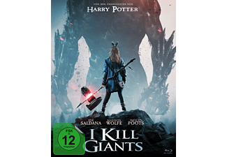 I Kill Giants - (Blu-ray)