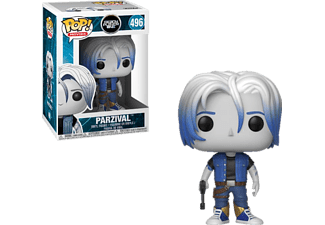 FUNKO UK POP! Movies: Ready Player One - Parzival Vinylfigur, Mehrfarbig