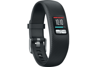 "GARMIN Garmin vívofit 4 Wristband activity tracker 0.61"" MIP Inalámbrico Negro"