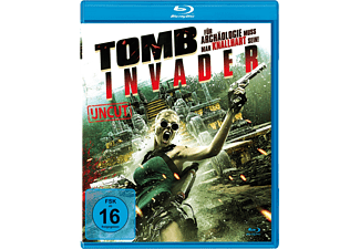 Tomb Invader - (Blu-ray)