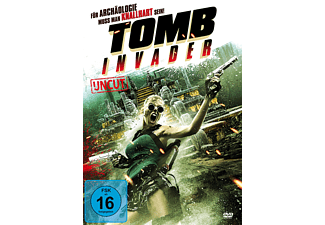 Tomb Invader - (DVD)