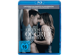 Fifty Shades of Grey - Befreite Lust - (Blu-ray)