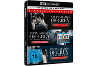 Fifty Shades of Grey - 3-Movie Collection [4K Ultra HD Blu-ray + Blu-ray]