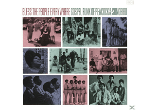 VARIOUS - Bless The People Everywhere - Gospel Funk Of Peacock & Songbird [CD]