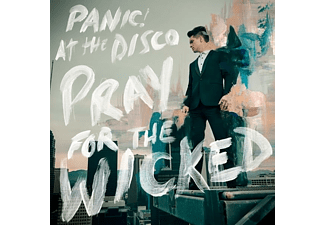 Panic! At The Disco - Pray For The Wicked - (CD)