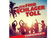 VARIOUS - Ich Find Schlager Toll - Sommerparty [CD]