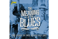 VARIOUS - Meaning Of The Blues [CD]