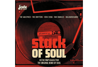 VARIOUS - Stack Of Soul - (CD)