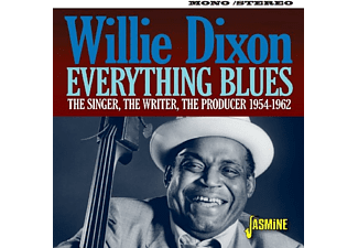 Willie (Dee) Dixon - Everything Blues - (CD)