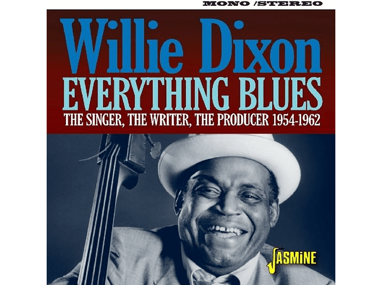 Willie (Dee) Dixon - Everything Blues [CD]