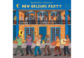 VARIOUS - New Orleans Party - (CD)