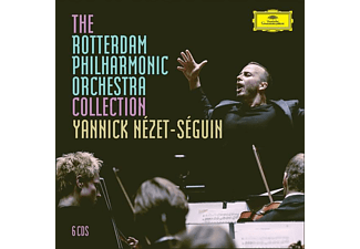 Yannick Nezet Seguin, Rotterdam Philharmonic Orchestra - The Rotterdam Philharmonic Orchestra Collection - (CD)