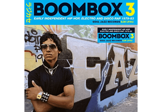 SOUL JAZZ RECORDS PRESENTS/VARIOUS - Boombox 3 (1979-1983) - (LP + Download)