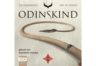 Die Rabenringe-Odinskind - 3 MP3-CD - Science Fiction/Fantasy