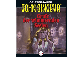Gruft der wimmernden Seelen - 1 CD - Horror