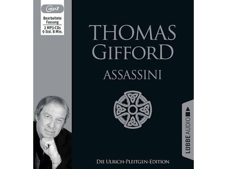 Gifford Thomas - Assassini - (MP3-CD)