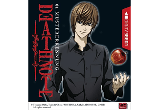 Death Note-Folge 01 Mustererkennung - 1 CD - Science Fiction/Fantasy