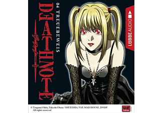 Death Note-Folge 04 Treuebeweis - 1 CD - Science Fiction/Fantasy