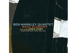 Ben Markley - Basic Economy - (CD)