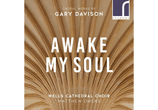 Wells Cathedral Choir - Awake my Soul - (CD)