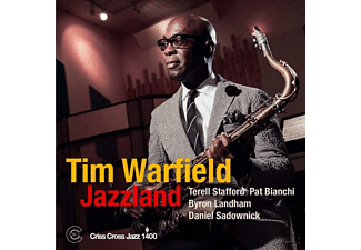 Tim Warfield - Jazzland - (CD)