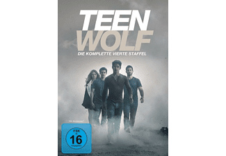 Teen Wolf - Staffel 4 - (DVD)