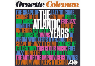 Ornette Coleman - The Atlantic Years (Díszdobozos kiadvány (Box set))