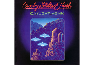 Crosby, Stills & Nash - Daylight Again (Vinyl LP (nagylemez))