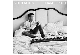 Charlie Puth - Voicenotes (CD)
