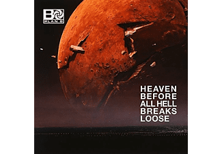 Plan B - Heaven Before All Hell Breaks Loose (CD)