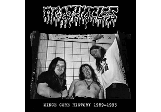 Agathocles - Mince Core History 1989-1993 - (CD)